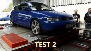 Audi A3 8l 1 8t Agu 150km Dyno Test Hamownia Dyna