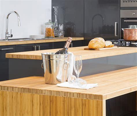 bamboo kitchen benchtop kaboodle kitchen