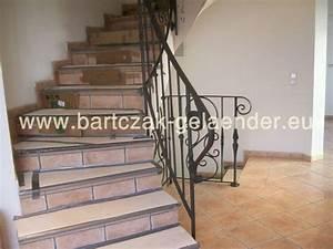 Treppengeländer Selber Bauen Stahl : metallgel nder treppe balkon au en innen verzinkt selber ~ Lizthompson.info Haus und Dekorationen