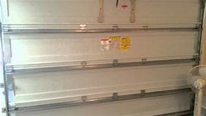 Wayne Dalton Garage Door With A 8550 Liftmaster Opener