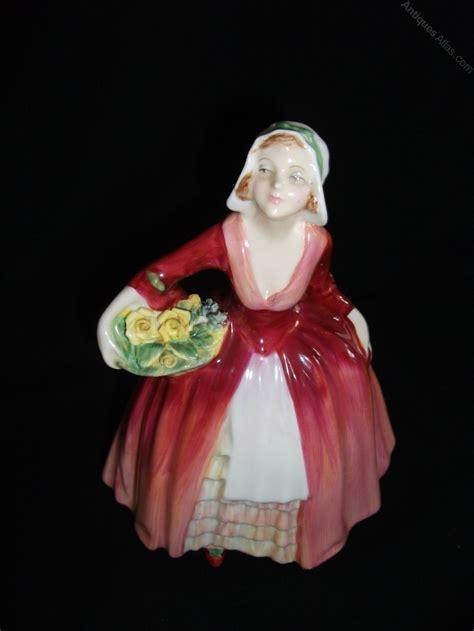 antiques atlas royal doulton figurine janet