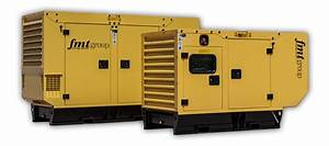 Fmt Group Diesel Generator Gen-Set Generator Sets ...
