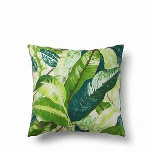 coussin a motifs 50x50 indoor outdoor jungle by drawer With tapis de yoga avec housse coussin canape exterieur