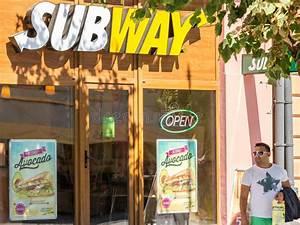 Subway Restaurant editorial stock image. Image of food ...