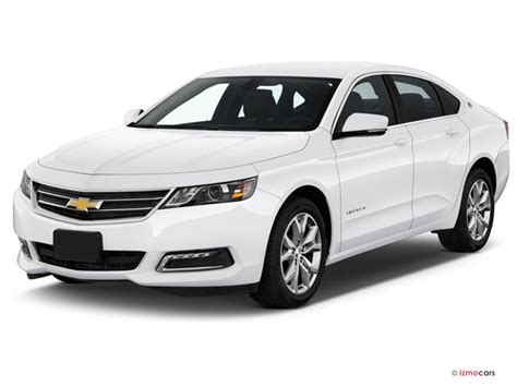 chevrolet impala prices reviews  pictures  news