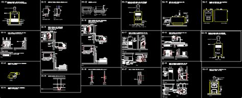 heating equipment details dwg detail  autocad designs cad