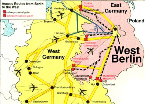 berlin wall map free printable maps
