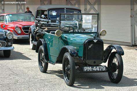 1924 Austin Seven Conceptcarzcom