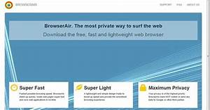 Removal Of Browserair Extension Completely From Pc