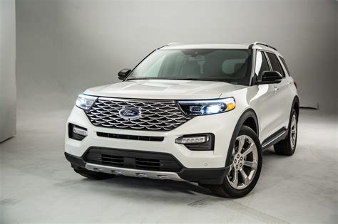 ford explorer review release design engine price