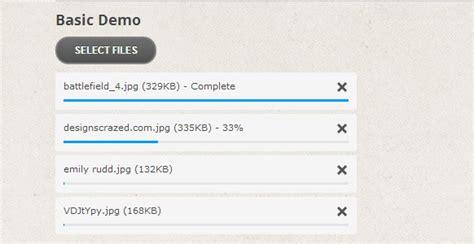 14 Best Html5 Jquery File Upload Scripts
