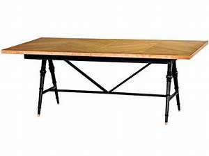 la collection parisienne table by roche bobois design jose With la roche bobois table