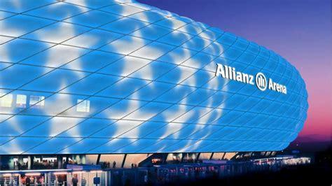 si鑒e allianz l 39 allianz arena brillerà di 16 milioni di colori spettacolo tom 39 s hardware