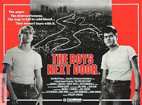 boys next door hardboiled 2013 in flicks july
