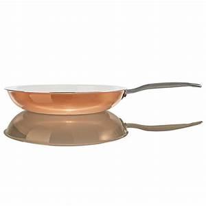 Kupfer Keramik Pfanne : tv unser original 04873200433 bratmaxx kupfer pfanne keramik pro 28 cm k che haushalt ~ Sanjose-hotels-ca.com Haus und Dekorationen
