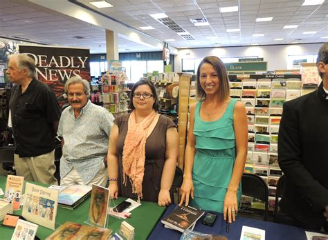 barnes and noble fort myers event photos author emm