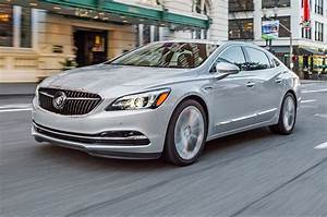 2017 Buick LaCrosse First Drive Review: Playing to Its ...