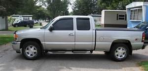 Buy Used 2004 Gmc Sierra 1500 Sle Extended Cab Pickup 4
