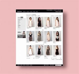 Bershka Online Shop Deutsch : bershka online shop on behance ~ Orissabook.com Haus und Dekorationen