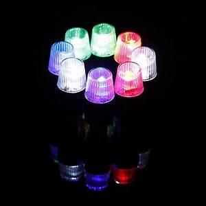 Tyre Tire Valve Stem Caps Neon Light Cover Bicycle