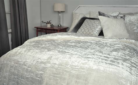 Coverlet And Duvet by Uuu Kevin Obrien Studio Bedding Knotted White