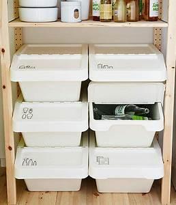 Boxen Zur Aufbewahrung : die sortera abfalleimer mit deckel kannst du auch zur aufbewahrung umfunktionieren der ~ Markanthonyermac.com Haus und Dekorationen