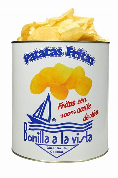 Lata Patatas