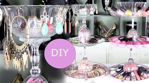 diy nail polish rack diy jewelry display holder youtube
