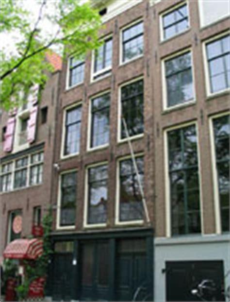 la maison d frank amsterdam info