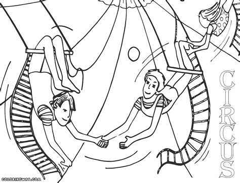 Coloriage Hello Kitty Cirque.Circus Coloring Page Arenda Stroy