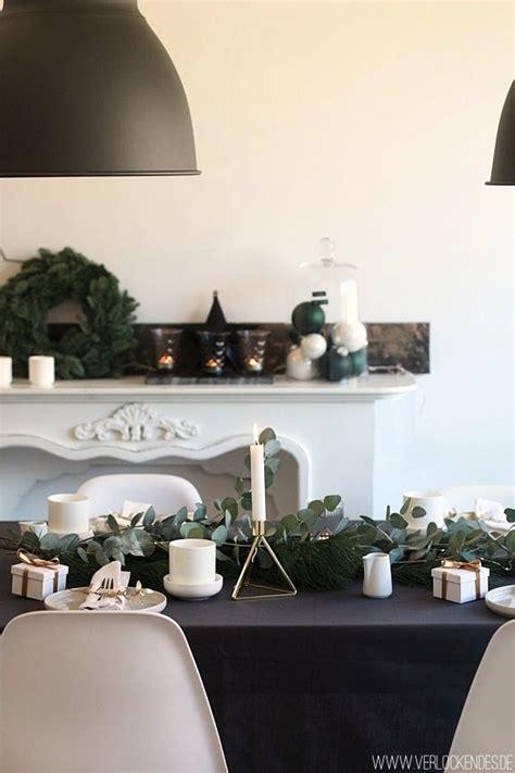 festlich gedeckter tisch weihnachten festlich gedeckter tisch weihnachten schwarz wei 223 rezepte mit m 246 venpick maple walnuts