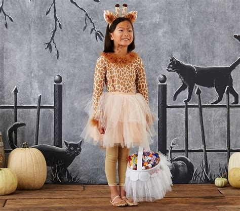 pottery barn costumes giraffe tutu costume pottery barn