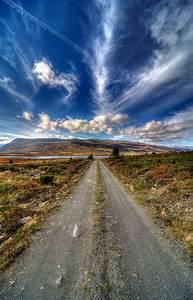 road meets sky | placeSPACES | Pinterest | Carretera ...