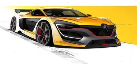 design renault sport rs  autocultfr