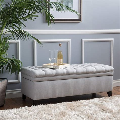 living room ottoman with storage laguna living room storage ottoman affordable furniture