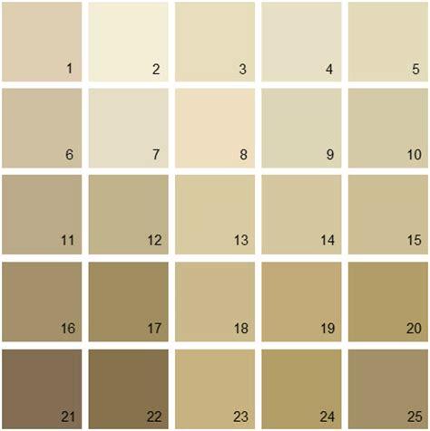 benjamin moore paint colors brown palette 12 house