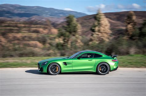 amg gt r 2018 mercedes amg gt r take review automobile magazine
