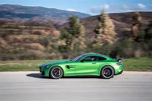 Mercedes Amg Gts : 2018 mercedes amg gt r quick take review automobile magazine ~ Melissatoandfro.com Idées de Décoration