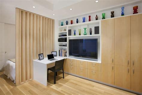 paravent bureau chambre salon aménagements astucieux pour petits espaces