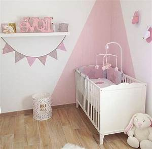 awesome chambre rose et taupe photos design trends 2017 With chambre fille rose et taupe
