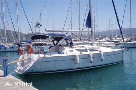 Sailing Boat Kefalonia by Sailing Boat Rent Jeanneau Sun Odyssey 35 In Argostoli