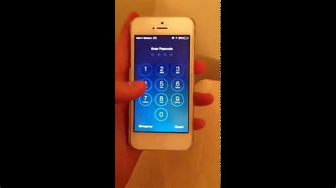 iphone passcode bypass how to bypass iphone passcode screen images