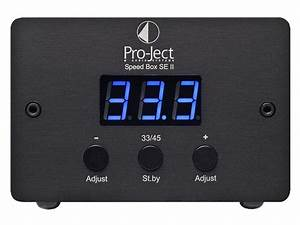 Speed Box 2 : audiogamma pro ject speed box se ii regolatori ~ Jslefanu.com Haus und Dekorationen