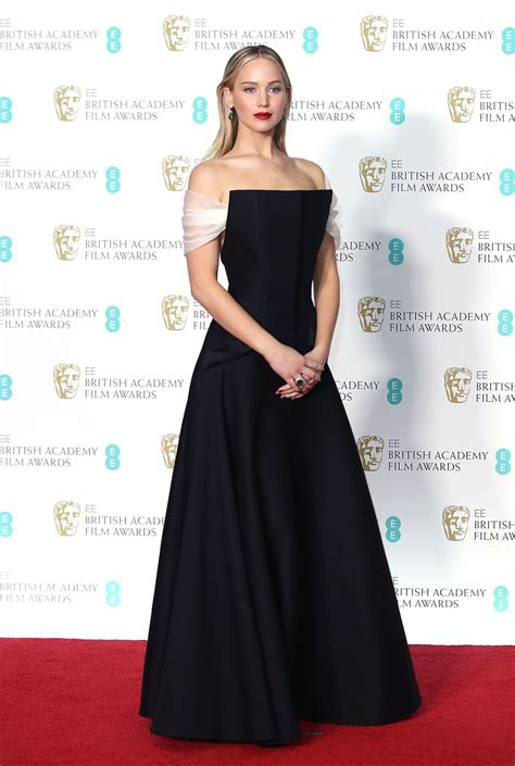 The Most Dazzling Dresses On The 2020 BAFTA Red Carpet ...