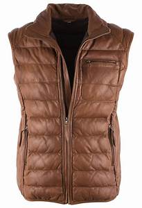 Scully Cognac Ribbed Lamb Leather Vest Pinto Ranch