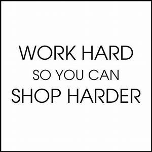 BUY BEAUTY TIPSu2122 (BLOG) with Beauty Quotesu2122 Work hard shop harder