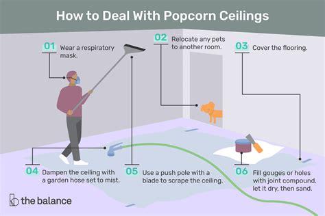 popcorn ceilings tcworksorg