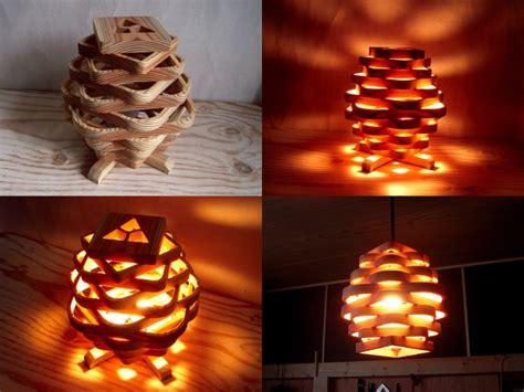 wooden lamp shade scroll  pinterest wooden lamp