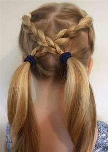 Easy Birthday Hairstyles Hairstyles For Girls Birthday