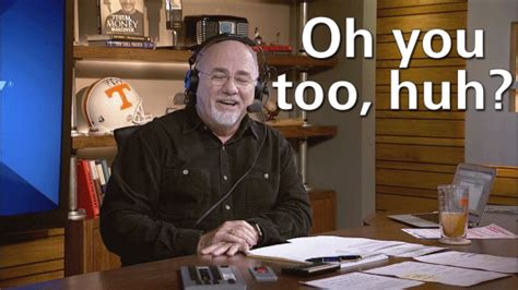 Dave Ramsey Meme - dave gif find share on giphy